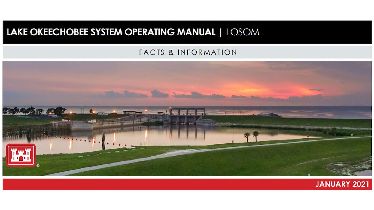 Image of Lake Okeechobee System Operating Manual - LOSOM Fact Sheet