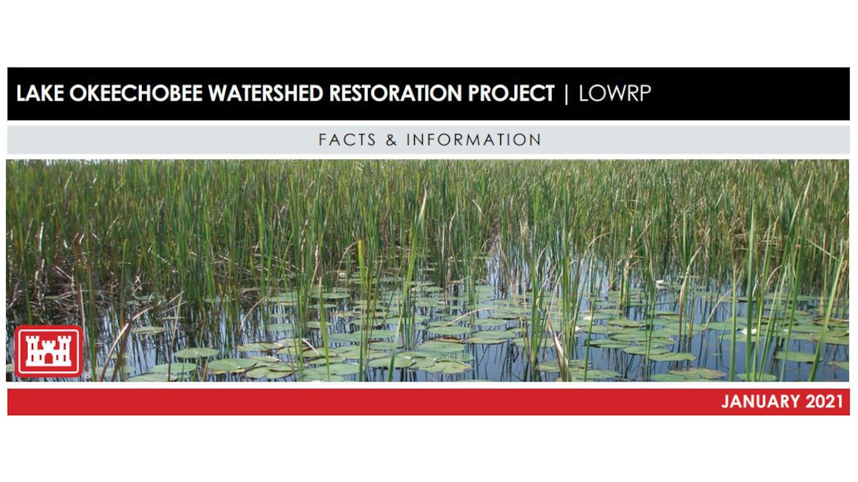 Image of Lake Okeechobee Watershed Restoration Project (LOWRP)