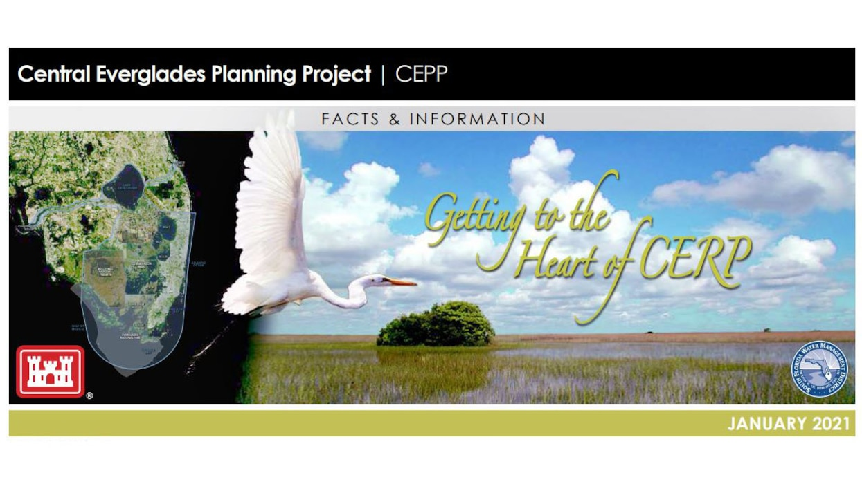 Image of Central Everglades Planning Project (CEPP) Fact Sheet