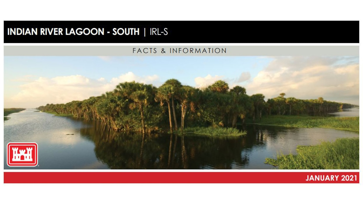 Image of Indian River Lagoon - South Project (IRL-S) Fact Sheet
