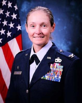 Col Joyce Storm, 37th Training Group commander