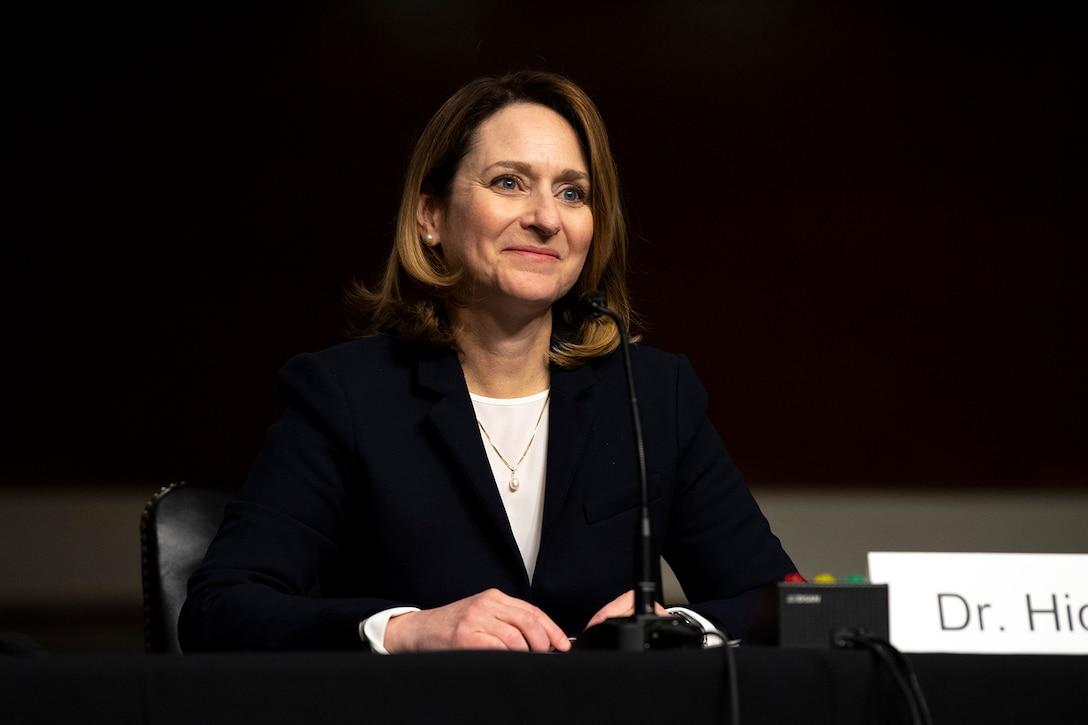 Deputy Defense Secretary Kathleen H. Hicks