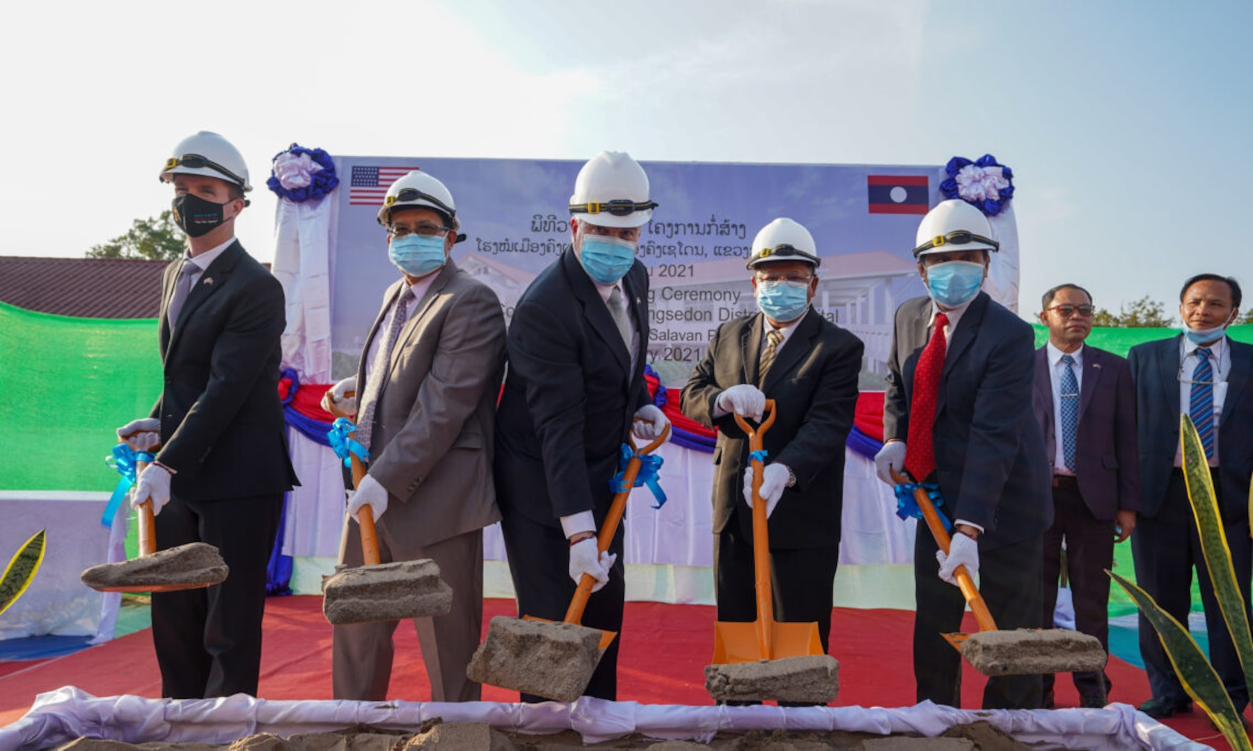 Renovate Medical Facility in Salavan Province