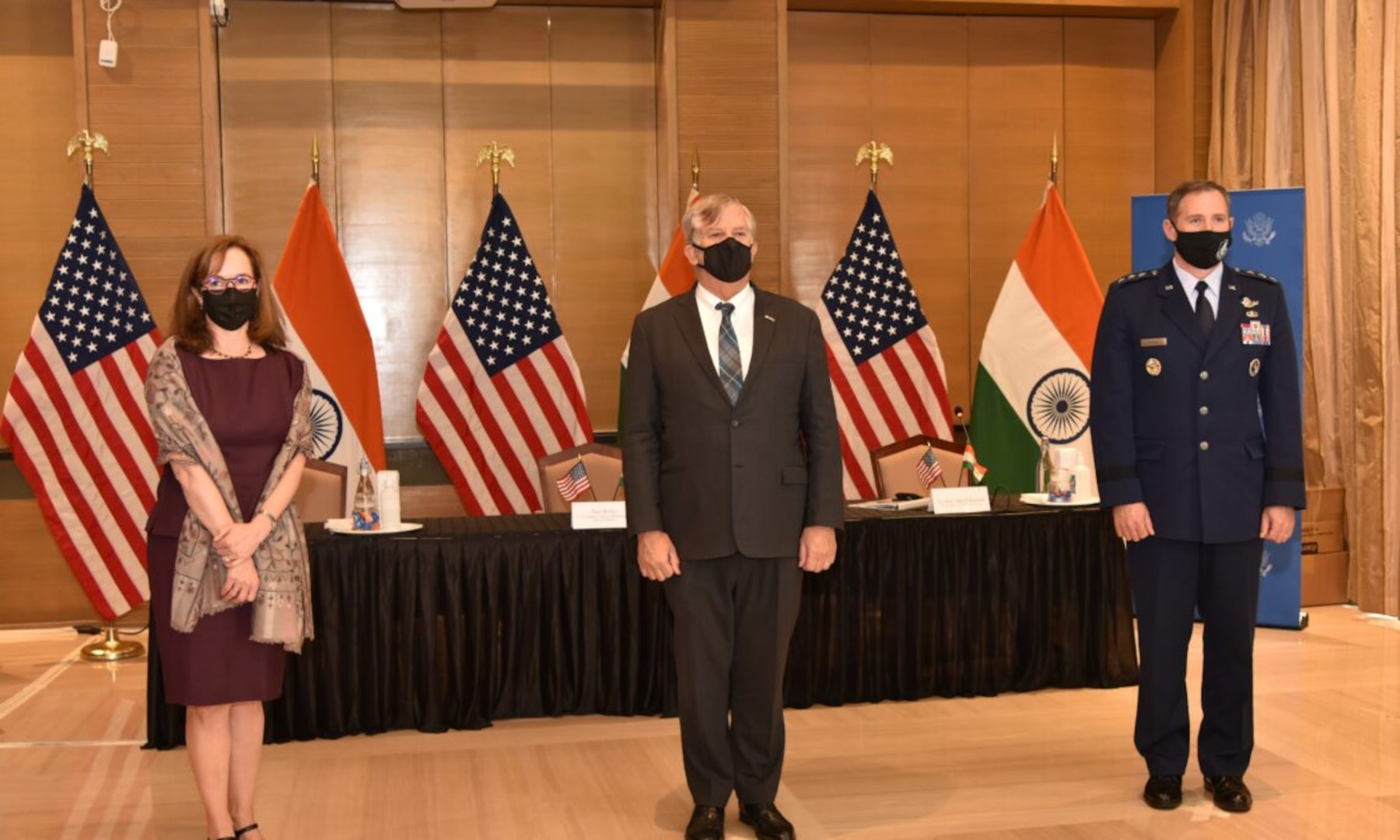 Strengthened U.S.-India Partnership