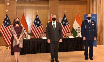 Strengthened U.S.-India Partnership