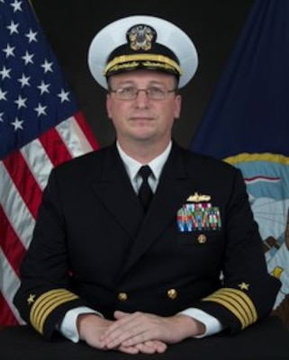 Captain Jeremy Gray
