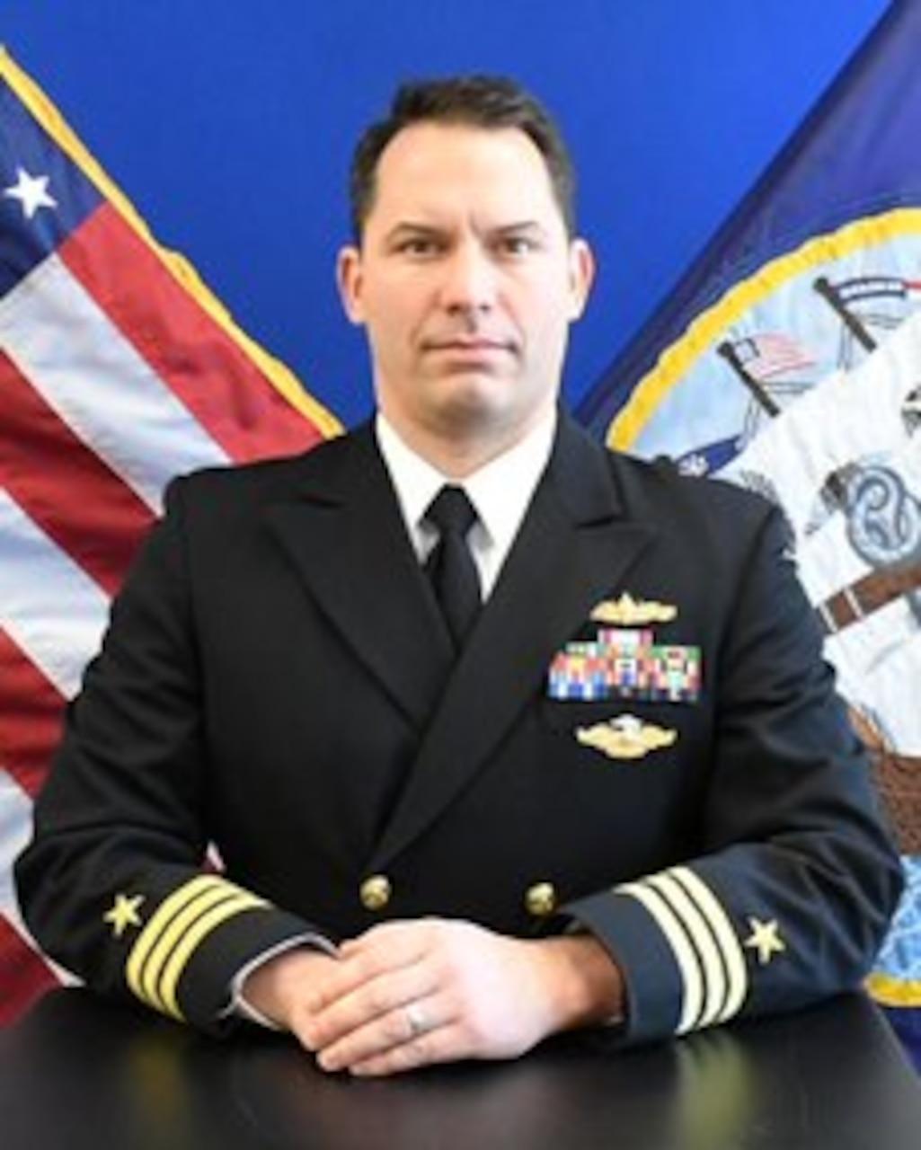 Commander Chris Polnaszek
