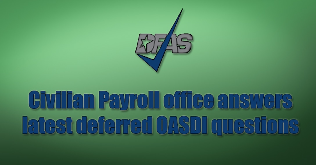 Social Security Payroll Tax Deferral