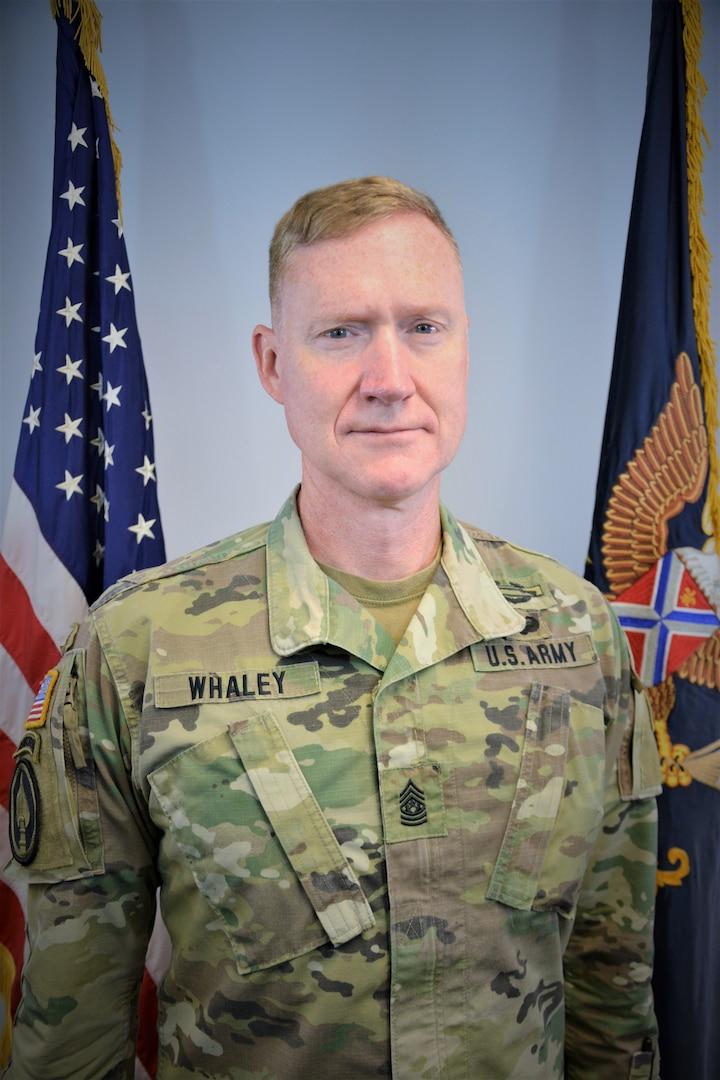 Virginia Guard SGM chosen for U.S. Army Sergeant Major Academy Fellowship Program