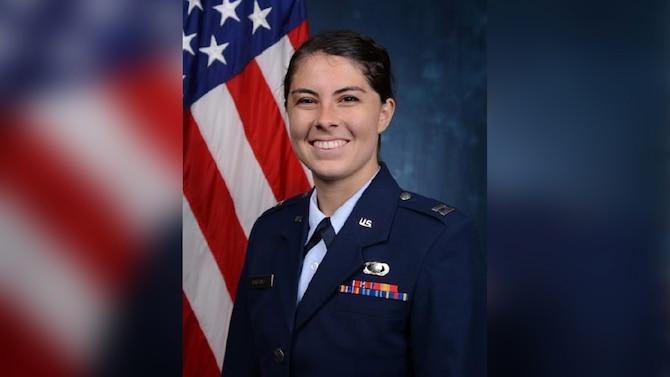 LEAP Spotlight: Capt Christine Martinez