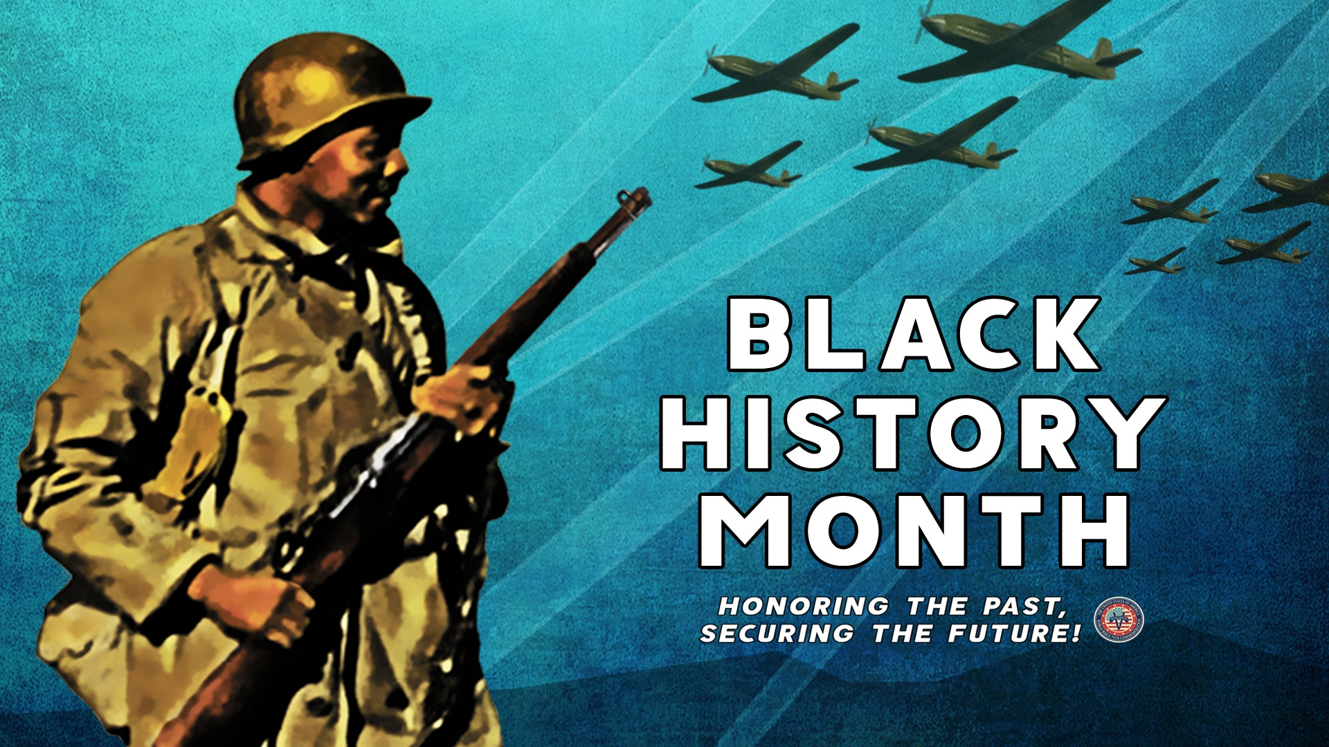 Black History Month Poster from Defense Equal Opportunity Management Institute.