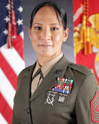 Sergeant Major, 4th Marine Aircraft Wing