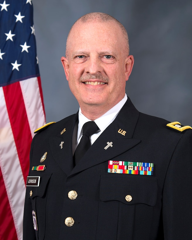 """Chaplain """"coming home"""" to South Carolina after 20 years of military service"""