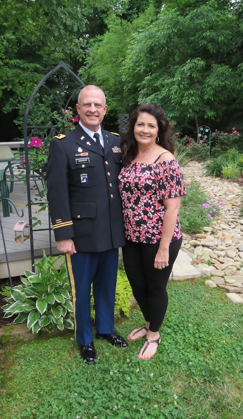 "Chaplain ""coming home"" to South Carolina after 20 years of military service"
