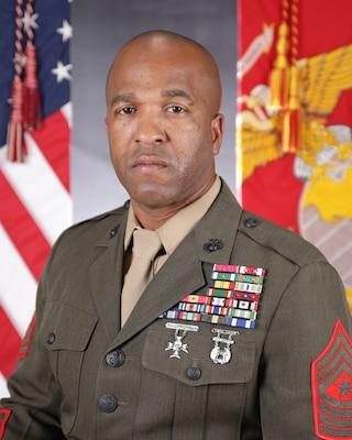 Sergeant Major, 4th Marine Logistics Group