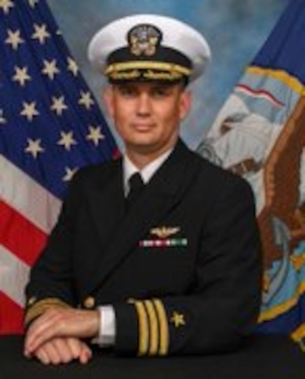 Commander Matthew Fountain