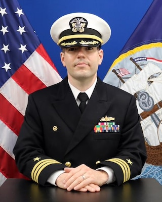 CDR Keith Turner