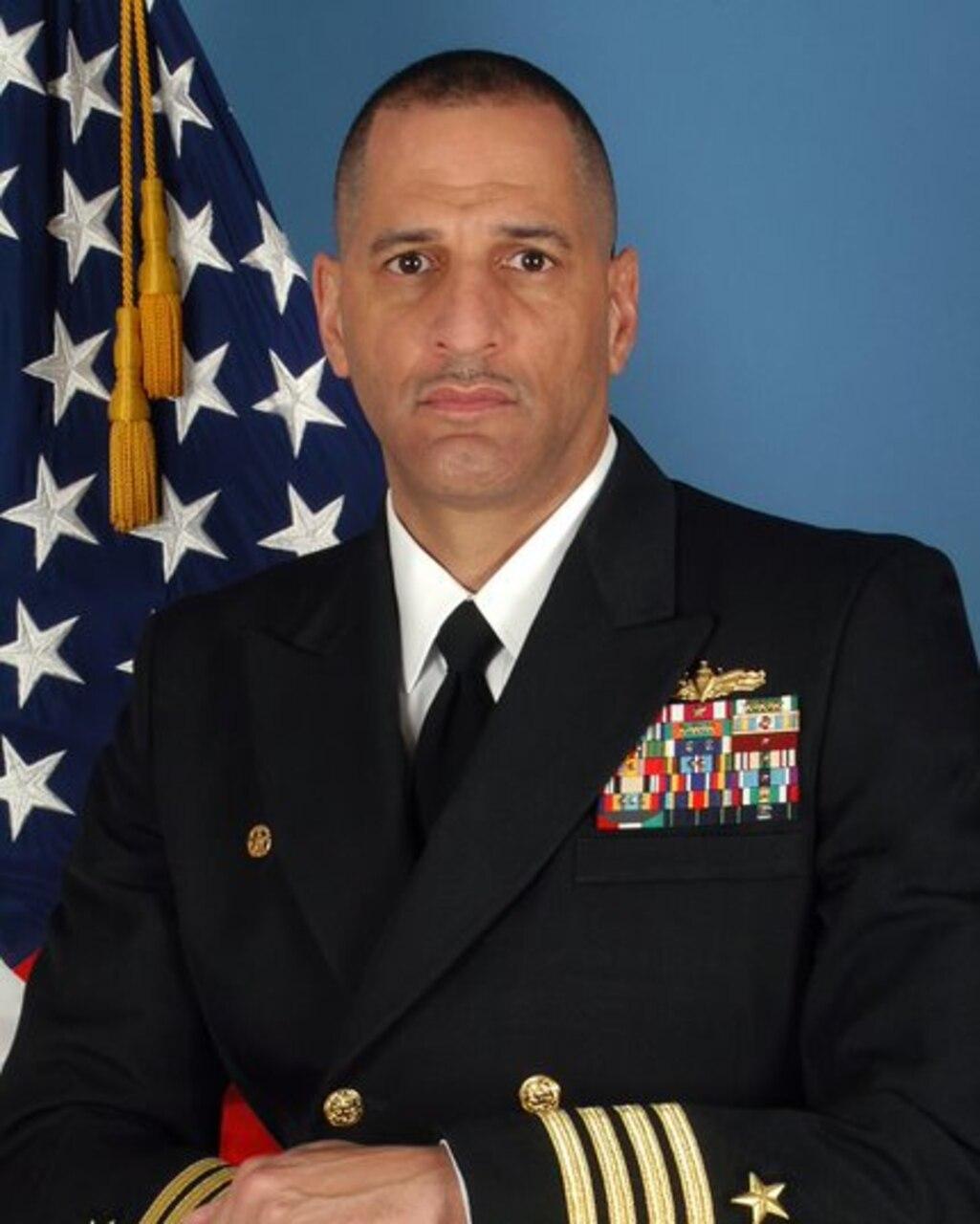 Captain Karrey Dewayne Sanders