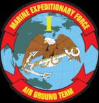 I MEF Logo