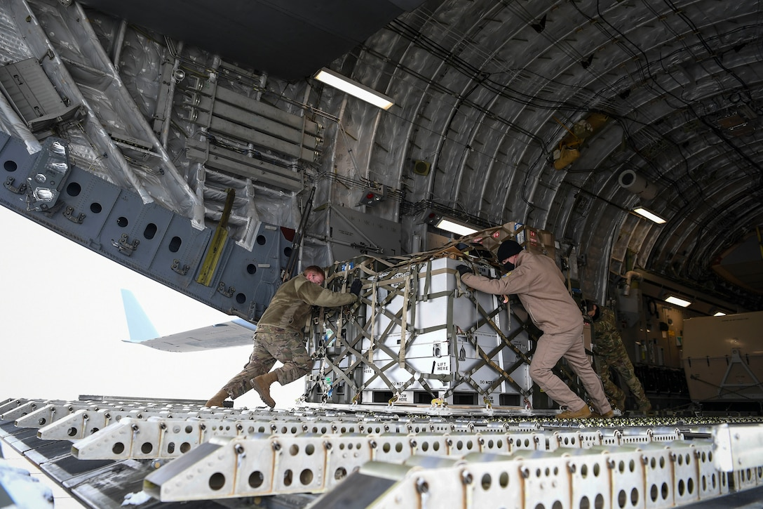 Airmen deployed here are helping the unit move forward in setting up the base with the goal of establishing an enduring presence in Romania.