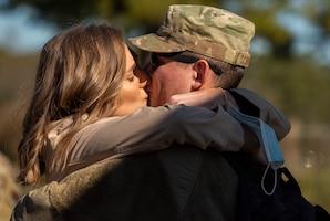 Seymour Johnson Air Force Base Homecoming
