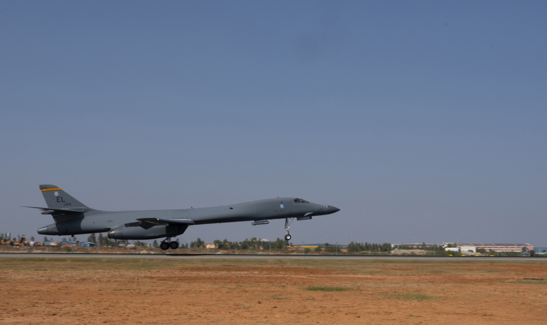 U.S. B-1B Lancer debuts at Aero India 2021