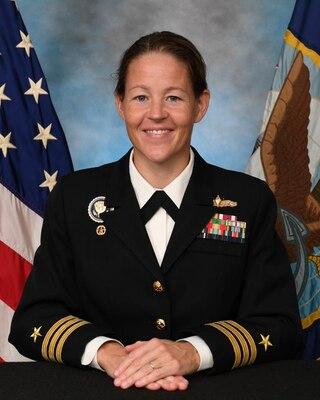 CDR Tiffany Checca