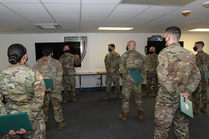 Army National Guard transitions cyber task force mission
