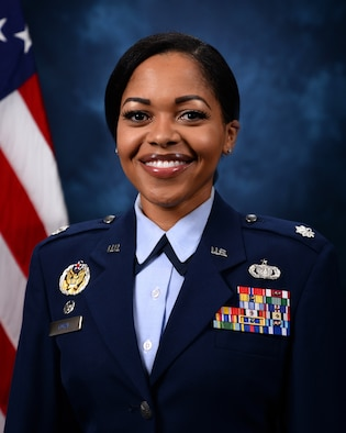 Lt. Col. Christina Royal