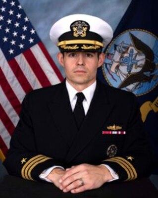 Commander Andrew Greenlees