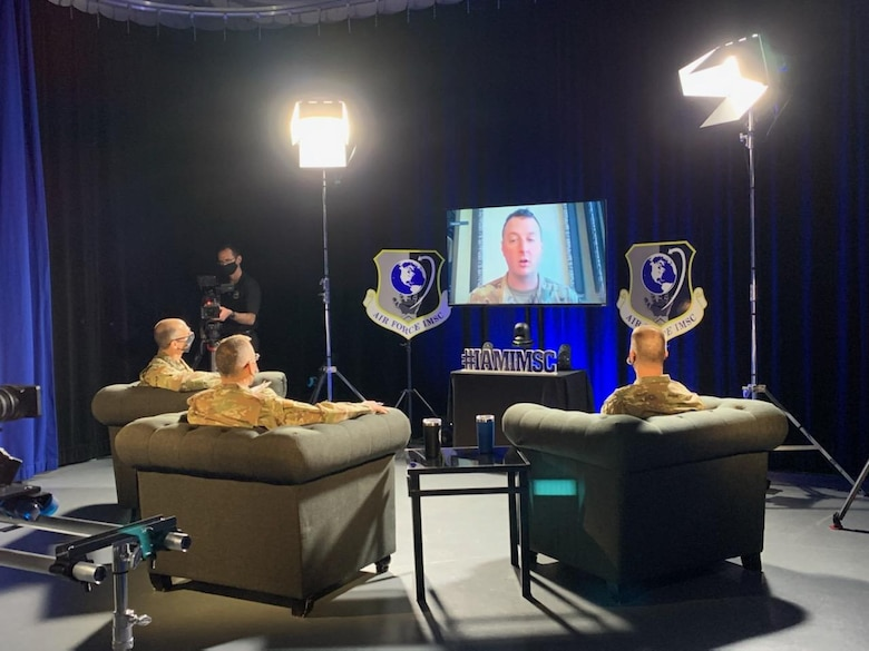 Photo of virtual and extended reality training briefing