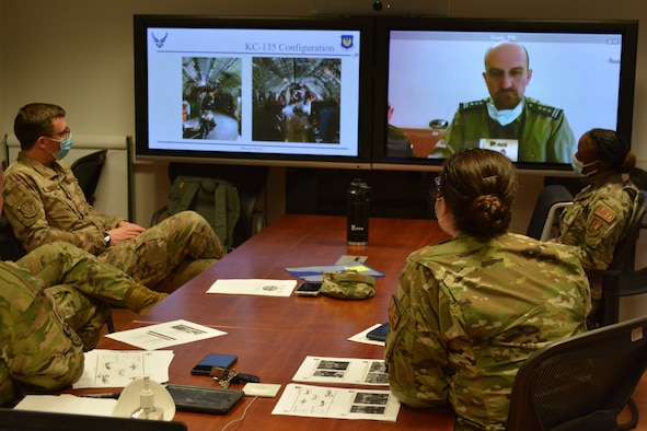 Regional Health Command Europe recently conducted its first-ever 'virtual' Global Health Engagement with their Polish military medical counterparts. The two-day virtual event was held Feb. 3-4 and consisted of briefings and presentations by subject matter experts from the U.S. Army and U.S. Air Force.
