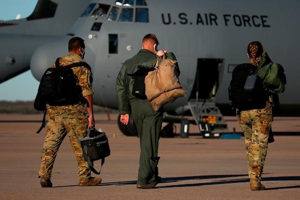 317th AW Airmen deploy, support U.S. AFRICOM