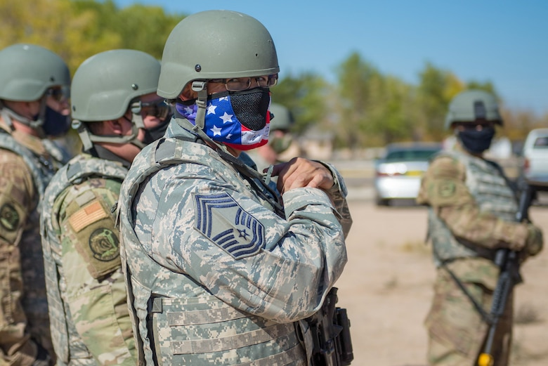 The 210th RED HORSE Squadron conducted a field training exercise in 2020 to ensure mission readiness. FTXs attempt to simulate what Airmen would encounter during a deployment.