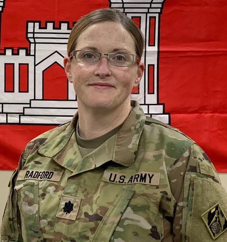 LTC Stephanie Redford, Afghanistan District Deputy Commander