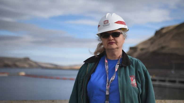 Billie Guille -- Senior Power Plant Operator at Little Goose Lock and Dam