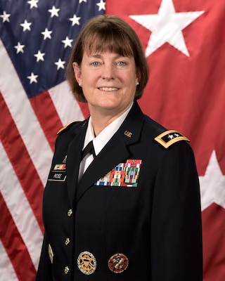 Maj. Gen. Michelle M. Rose