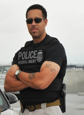 OSI Special Agent A.E. Pleasant began his law enforcement career in 1988 and has served in various Federal, military, state and local agencies. He's credited with a wide-range of investigative accomplishments as a Federal Law Enforcement Officer, including more than $51 million in monetary achievement, 135 closed cases, 75 arrests and 45 indictments. (Courtesy photo)