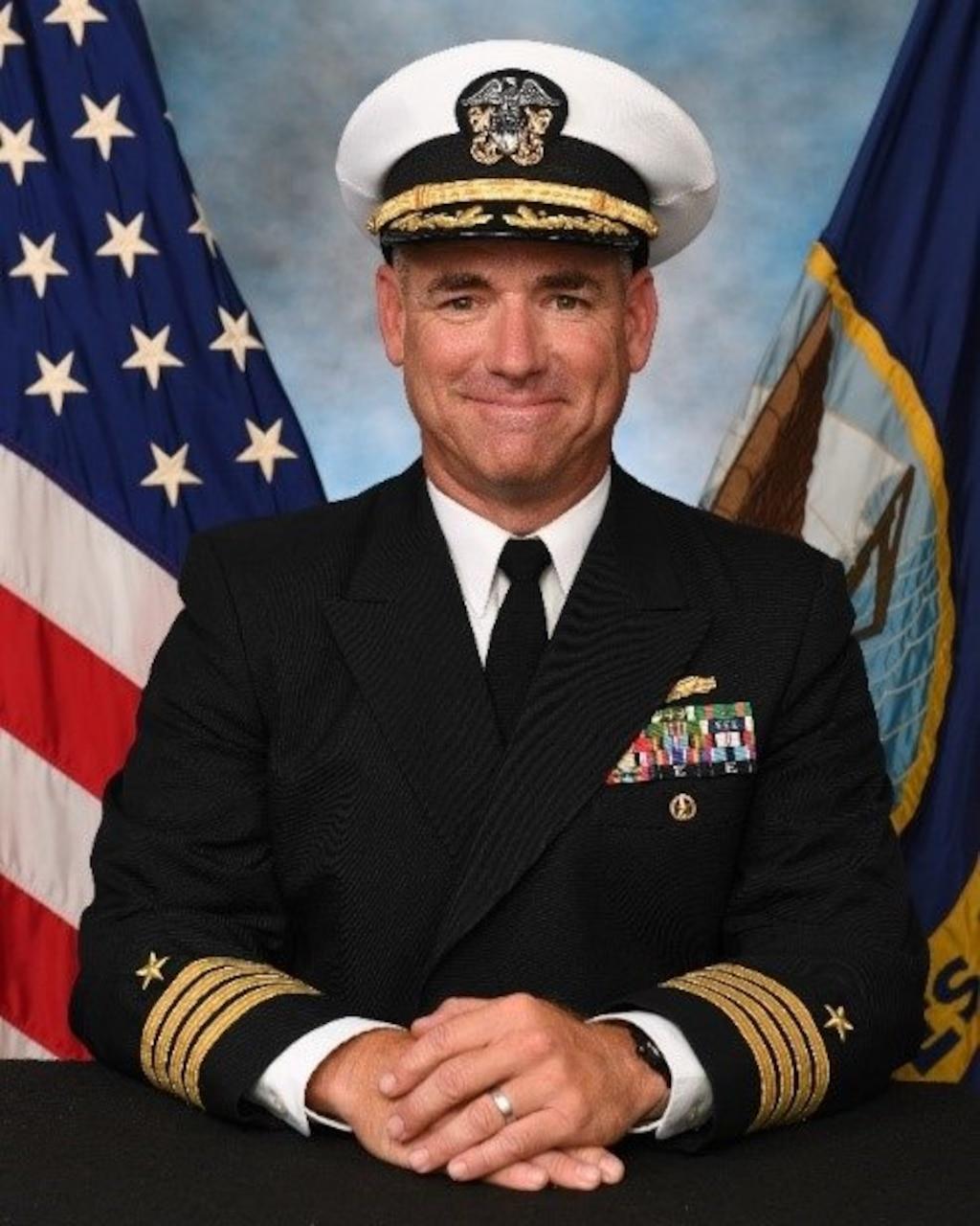 CAPT Patrick H. O'Mahoney