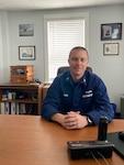 CPO Jamison Smith receives 2020 GEICO Military Service Award