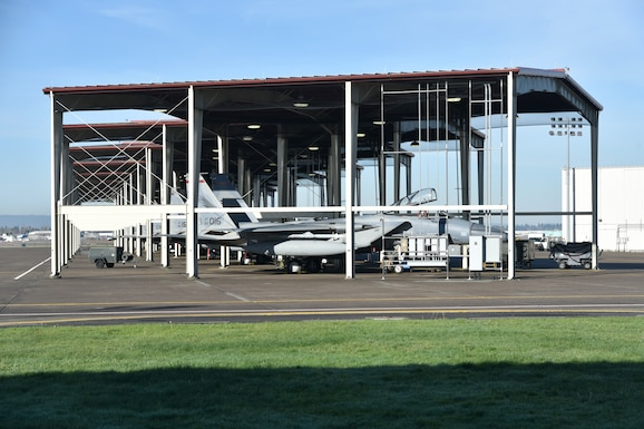The 142nd Wing is Gearing Up for the New F-15EX