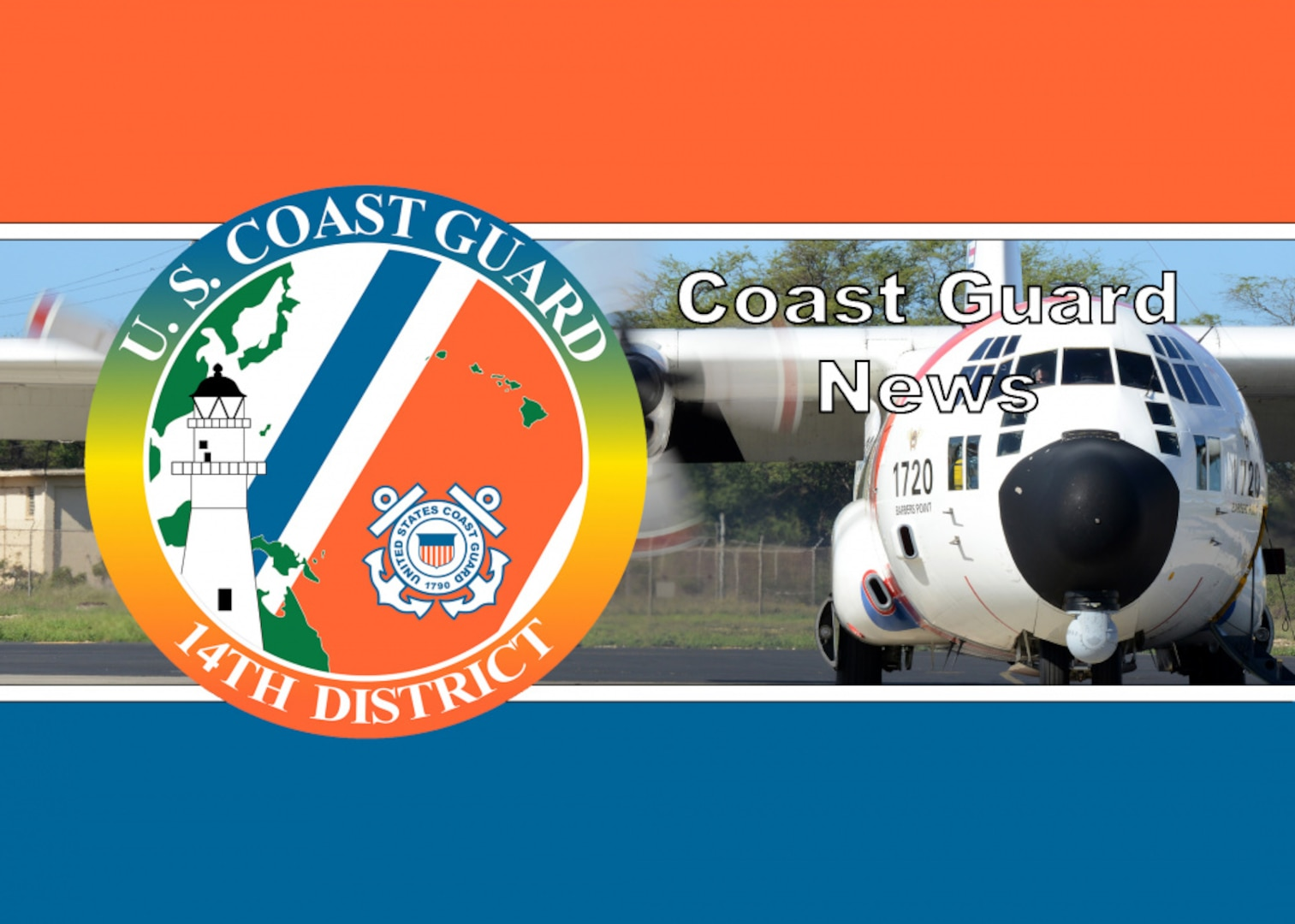 Coast Guard medevacs mariner from Wake Island