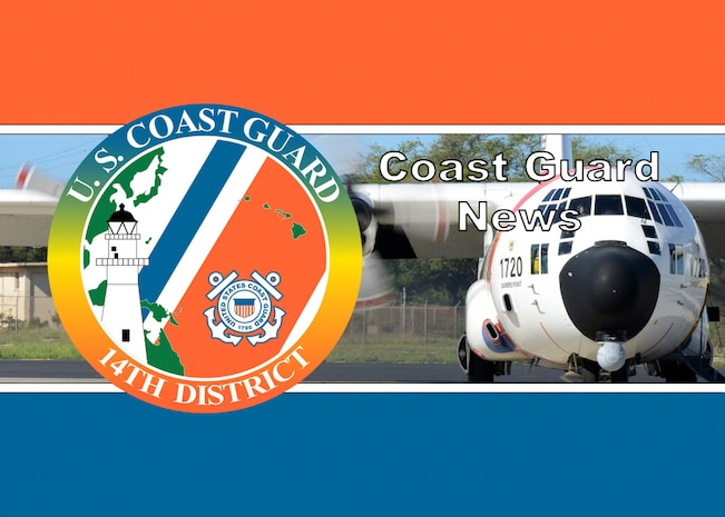 Coast Guard medevacs mariner from Wake Island