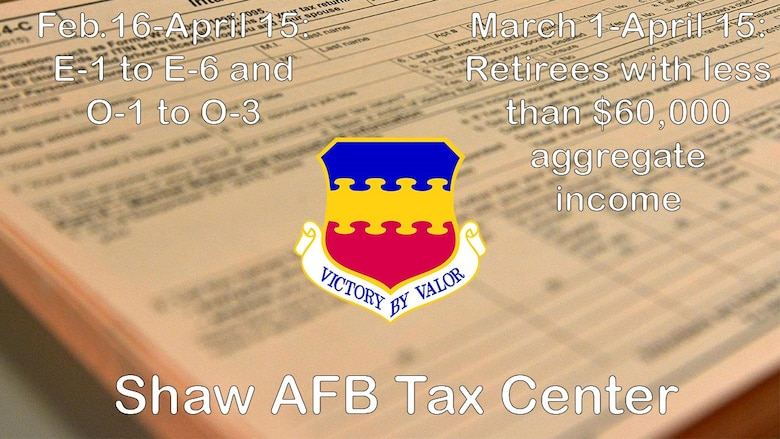 Graphic for tax center story