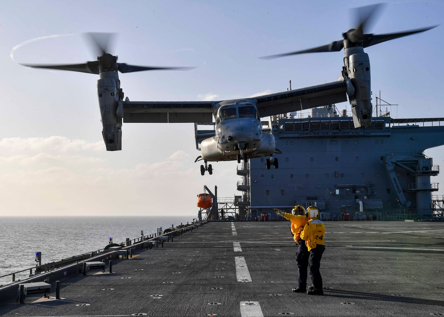 interoperability flight operations