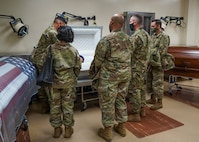 Dover's CMSgt Selects Visit AFMAO