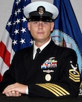 Command Master Chief Anthony D. Bush