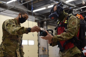 48th CES enhance mission readiness through virtual reality