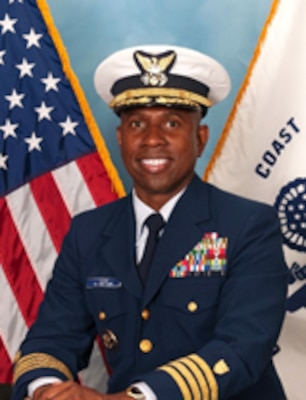 Official Headshot of Capt. Warren Judge, Engineering Service Division (ESD) Division Chief at the Command, Control, Communications, Computers, Cyber and Intelligence Service Center (C5ISC).