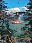 Coast Guard Cutter Polar Star makes port call in Juneau, Alaska